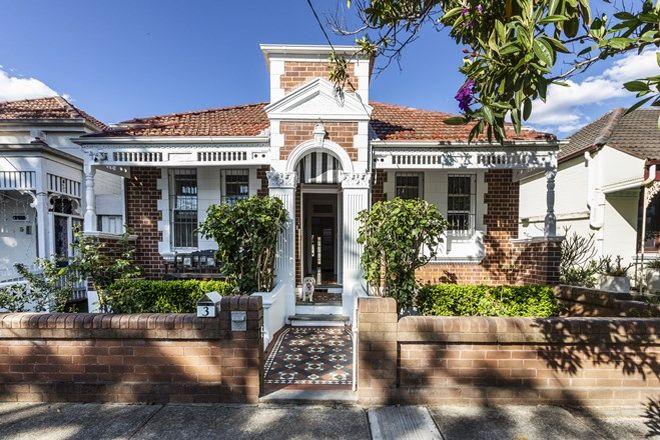Picture of 3 Fredbert Street, LILYFIELD NSW 2040