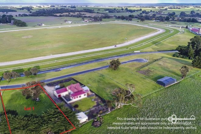 Picture of Lot 1 Racecourse Road, GLENBURNIE SA 5291