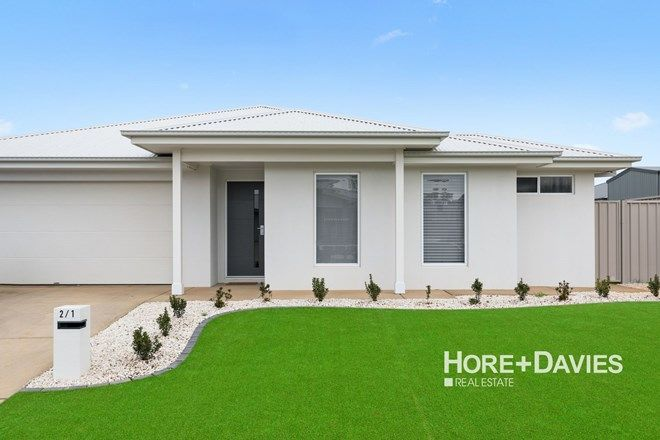 Picture of 2/1 Barralong Way, GOBBAGOMBALIN NSW 2650