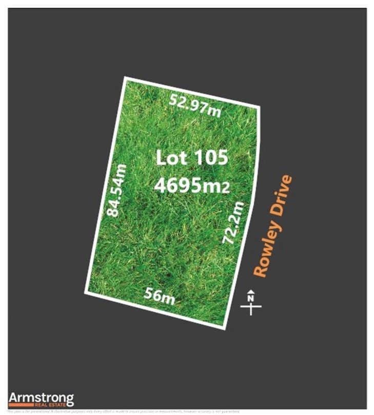 Lot 105 Rowley Drive, Winchelsea VIC 3241, Image 0