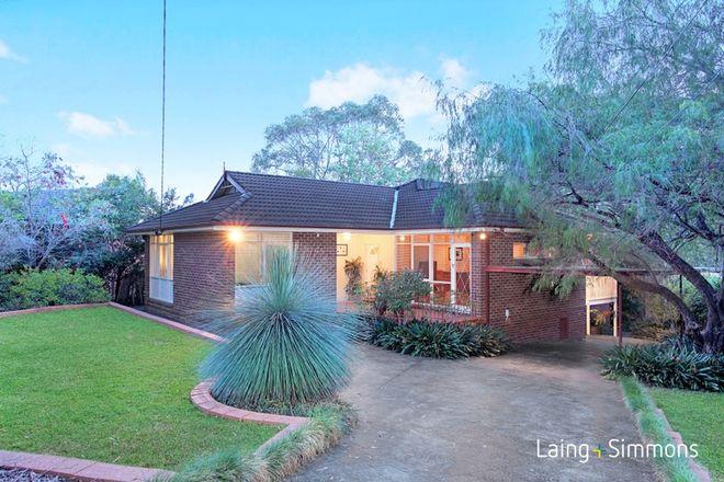 Picture of 42 Greens Avenue, OATLANDS NSW 2117