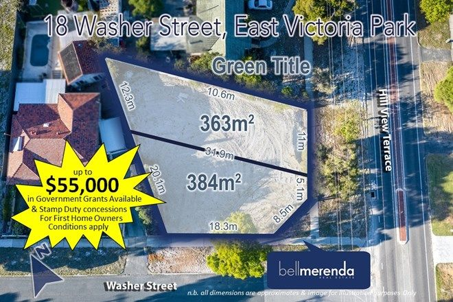 Picture of 18 Washer Street, EAST VICTORIA PARK WA 6101