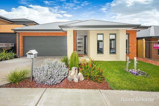 Picture of 5 Weiss Street, DIGGERS REST VIC 3427