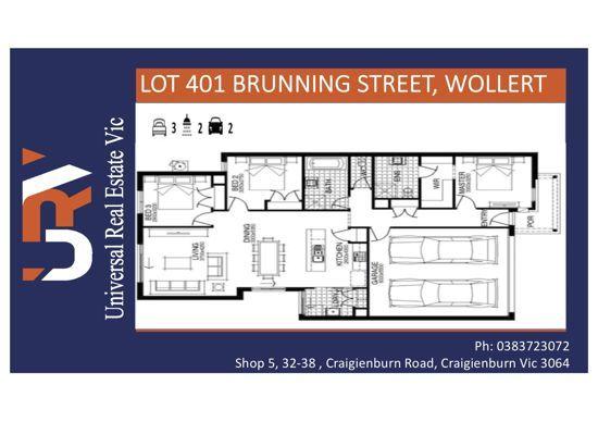 401 Brunning Street, Wollert VIC 3750, Image 1