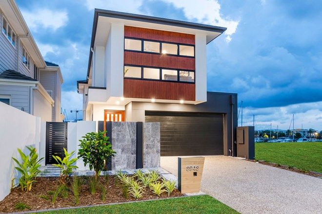 Picture of JABIRU HOUSE, 1 MASTHEAD WAY, SANCTUARY COVE, QLD 4212