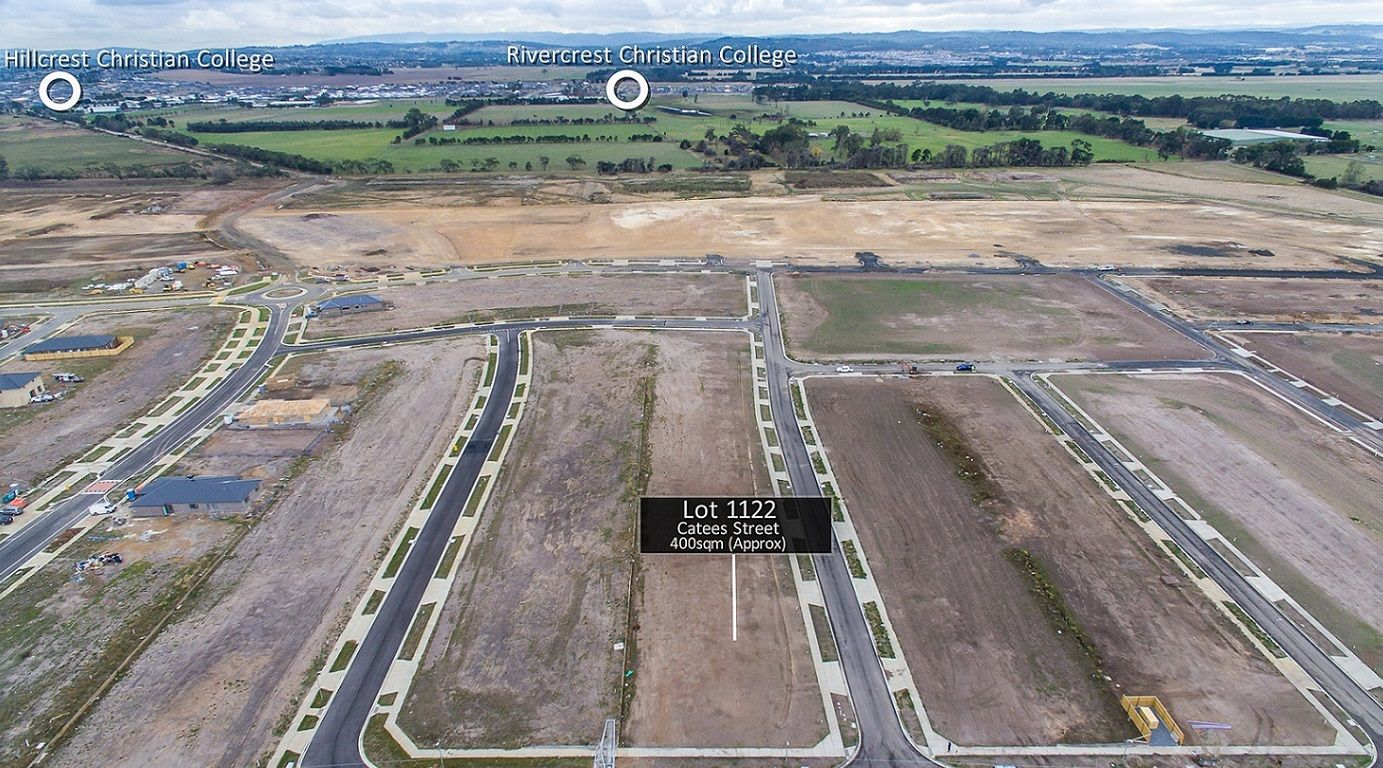 Lot 1122 (34) Catees Street, Clyde North VIC 3978, Image 2