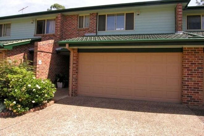 Picture of 6/8-10 Conie Avenue, BAULKHAM HILLS NSW 2153