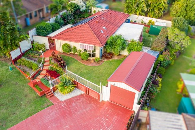 Picture of 2 Lydbury Place, ALEXANDRA HILLS QLD 4161