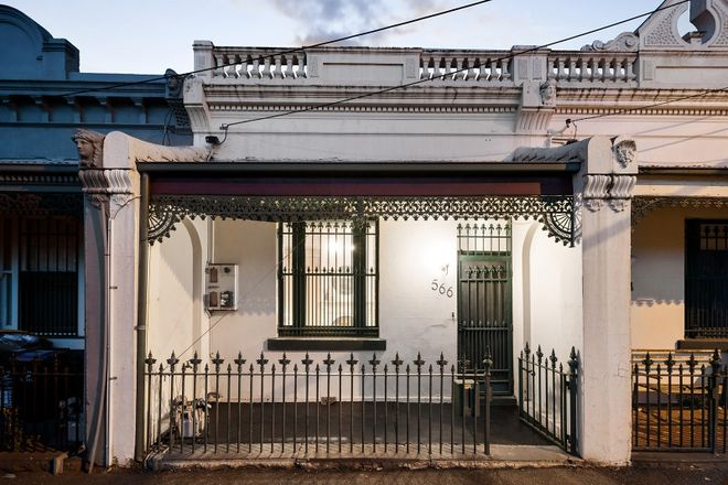 Picture of 566 Drummond Street, CARLTON NORTH VIC 3054
