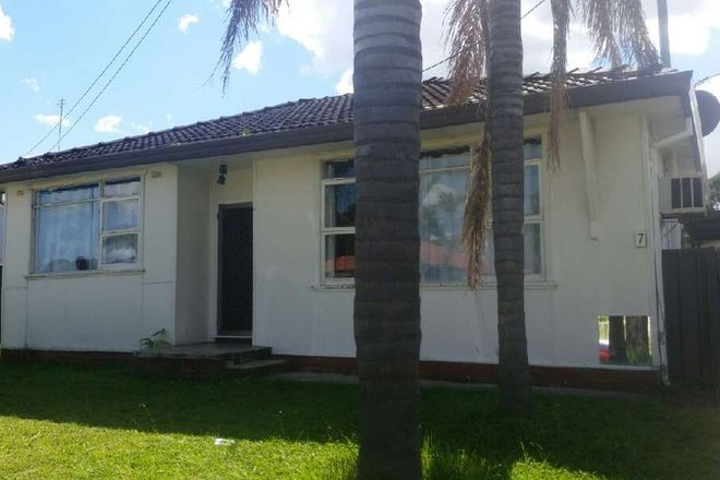 Picture of 7 Kendall Street, FAIRFIELD WEST NSW 2165
