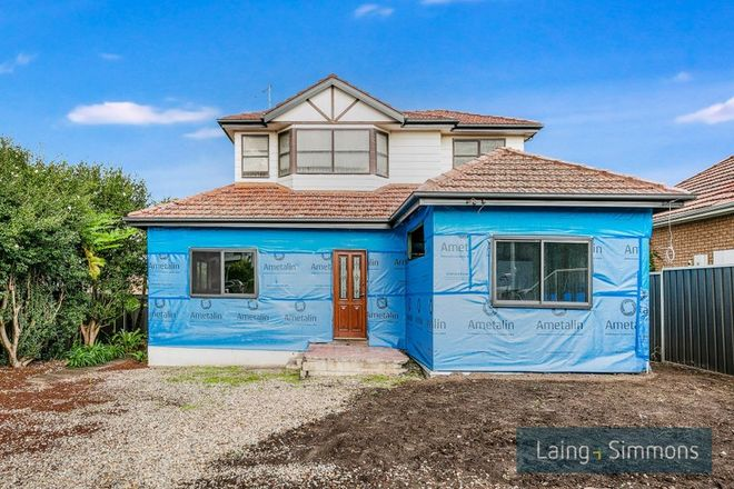 Picture of 46 Gallipoli  Street, LIDCOMBE NSW 2141