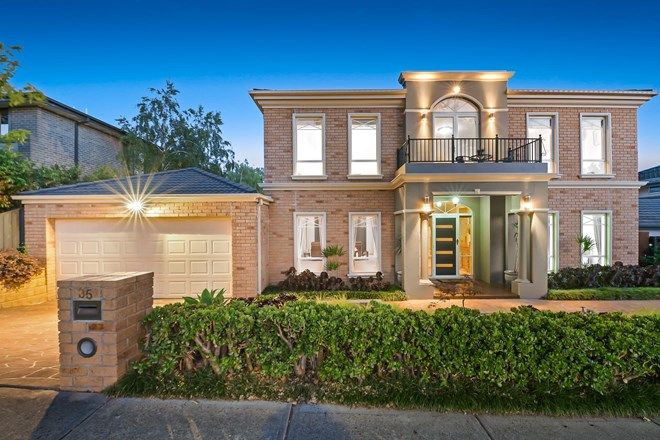 Picture of 35 Canning Drive, BERWICK VIC 3806