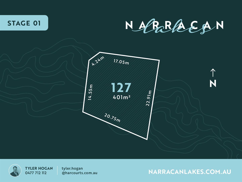 Lot 127 Narracan Lakes, Newborough VIC 3825, Image 0