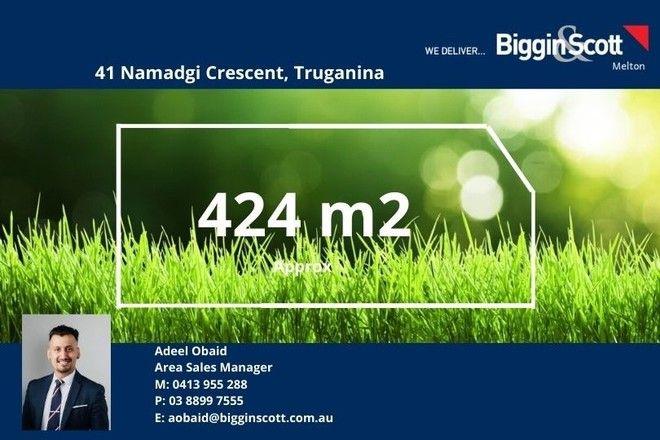 Picture of 41 Namadgi Crescent, TRUGANINA VIC 3029