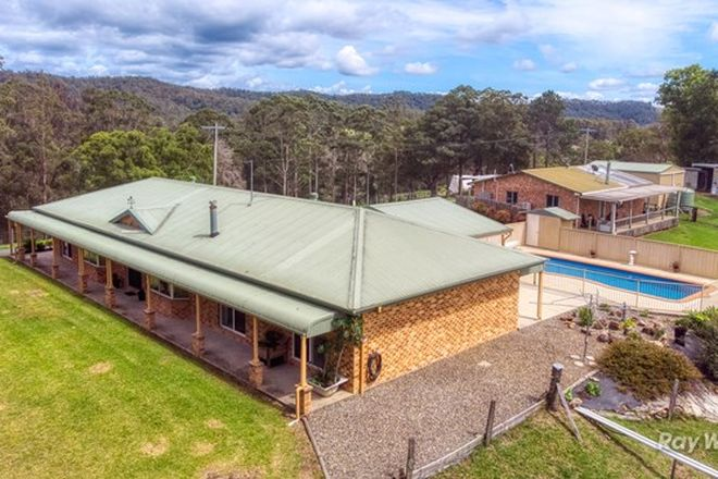 Picture of 42 Coldwater Creek Road, NANA GLEN NSW 2450