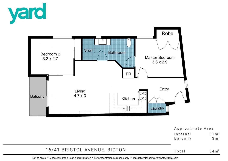 16/41 Bristol Avenue, Bicton WA 6157, Image 1