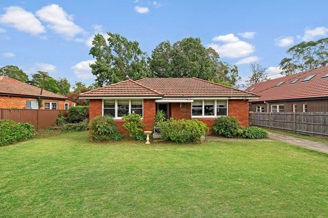 Picture of 31 Dunlop Street, EPPING NSW 2121