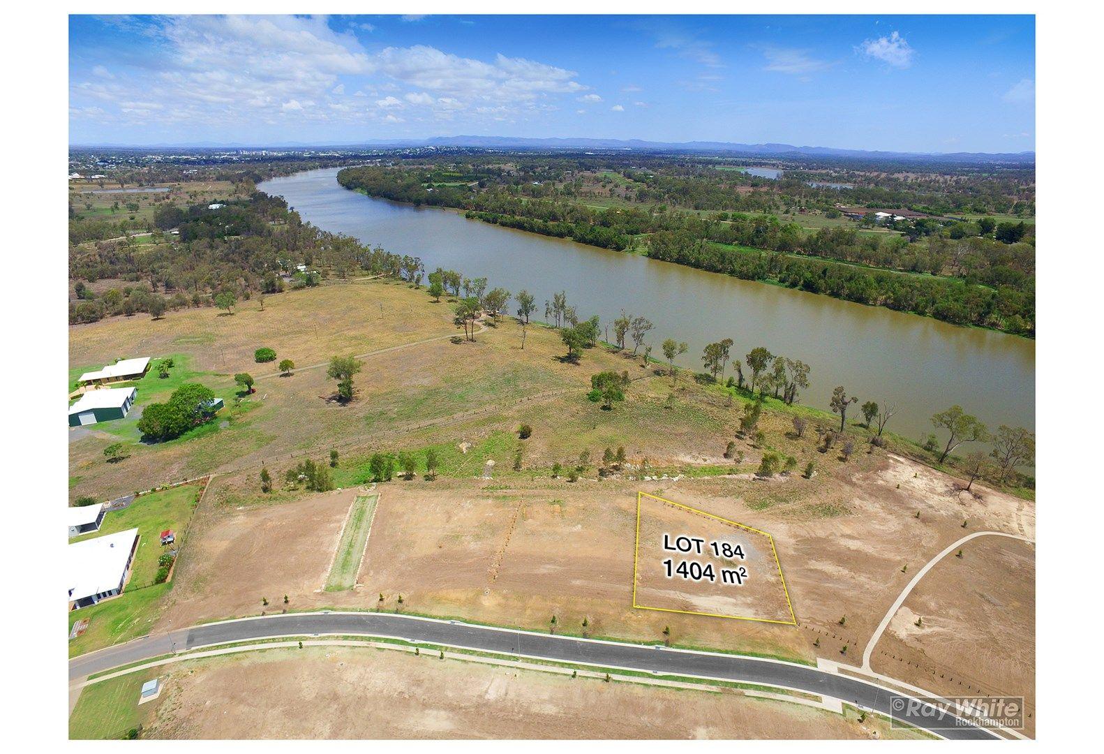 Lot 184 Riverside Drive, Parkhurst QLD 4702, Image 0