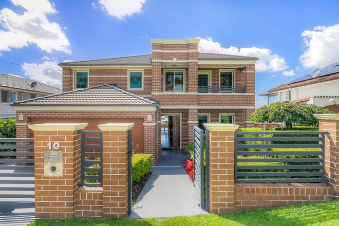 Picture of 10 Bimbadeen  Avenue, LUGARNO NSW 2210