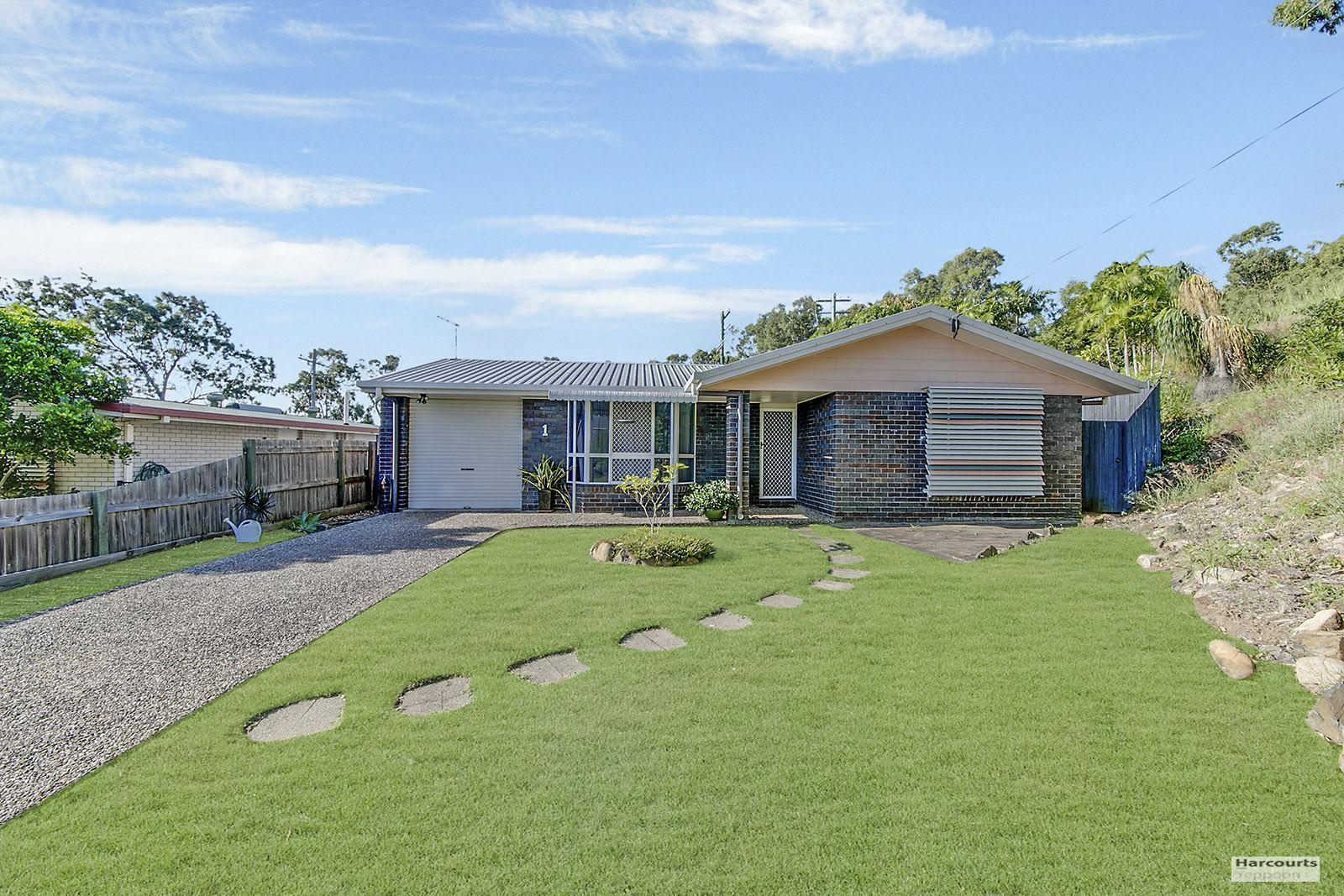 1 Pinnacle Street, Causeway Lake QLD 4703, Image 0