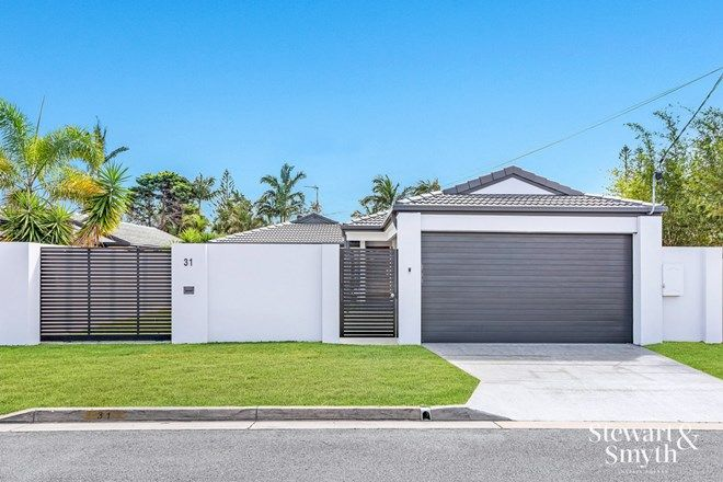Picture of 31 Allawah Street, SORRENTO QLD 4217