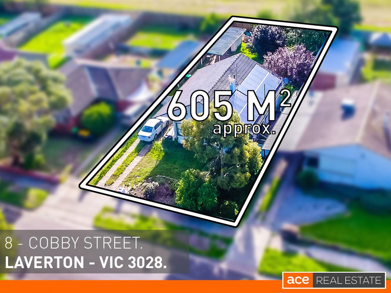 8 Cobby Street, Laverton VIC 3028, Image 0
