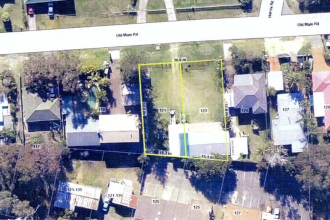 Picture of 121&123 old main rd, ANNA BAY NSW 2316