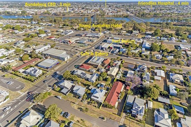 Picture of 1-4/72 Steuart Street, BUNDABERG NORTH QLD 4670
