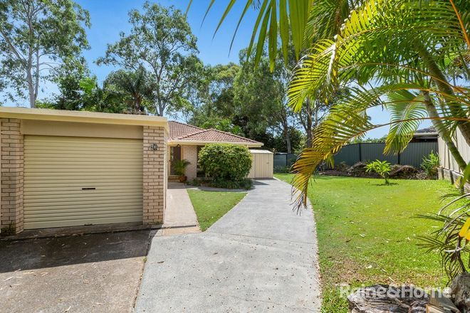 Picture of 43/5 Greenlands Drive, VARSITY LAKES QLD 4227