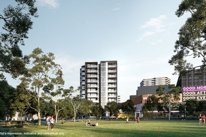 Picture of Apt 207/Cnr Soldiers Parade and Campbelltown Rd, EDMONDSON PARK NSW 2174