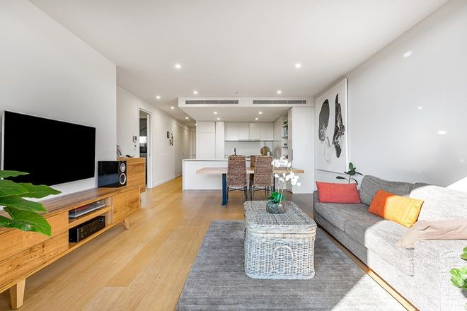 Picture of 404/68 Leveson Street, NORTH MELBOURNE VIC 3051