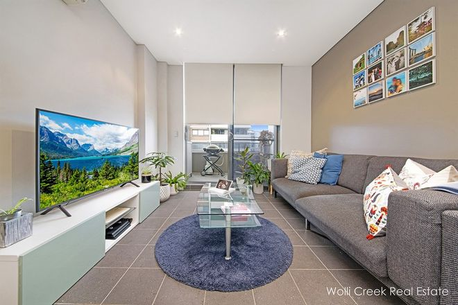 Picture of 321/18 Bonar Street, ARNCLIFFE NSW 2205