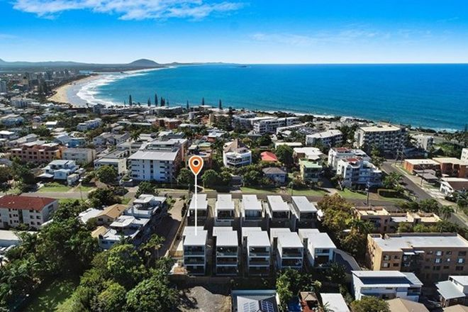 Picture of 2/11 Marjorie Street, MOOLOOLABA QLD 4557