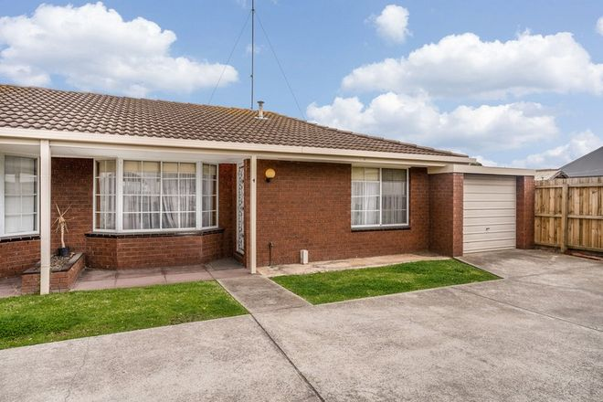 Picture of Unit 4/42-44 Park Crescent, SOUTH GEELONG VIC 3220