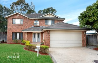 Picture of 90 Lucas Circuit, Kellyville NSW 2155