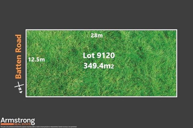 Picture of Lot 9120/186 Batten Road, ARMSTRONG CREEK VIC 3217