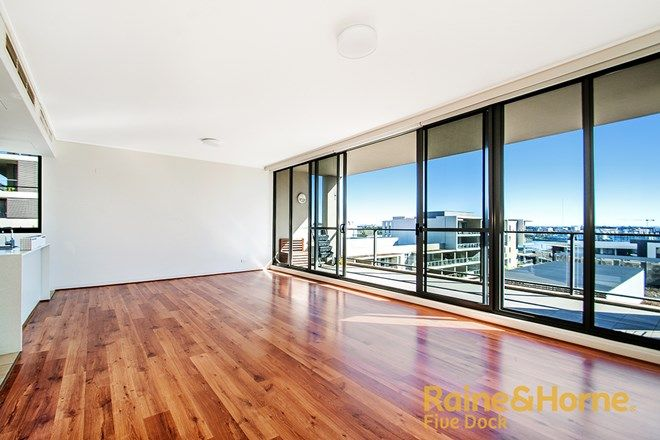 Picture of 502/88 Rider Boulevard, RHODES NSW 2138