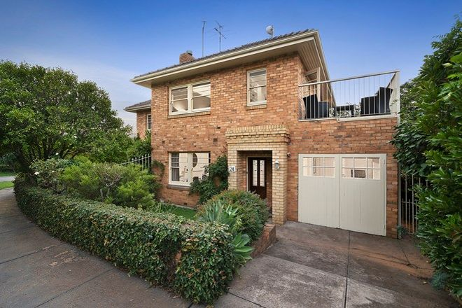 Picture of 24 Corsewall Close, HAWTHORN VIC 3122