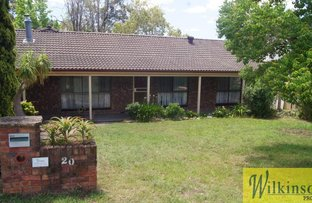 Picture of 20 Panorama Crescent, Freemans Reach NSW 2756