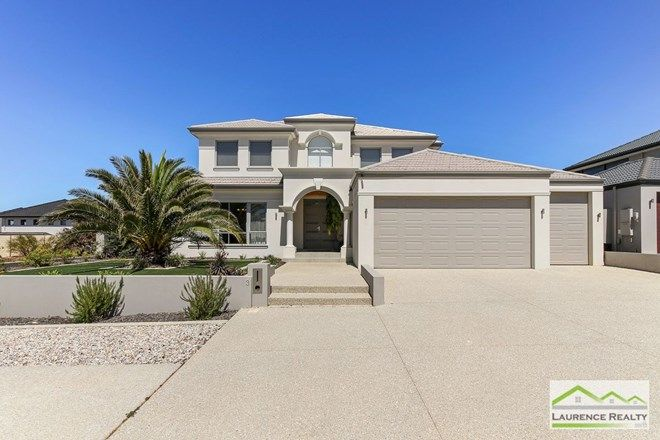 Picture of 3 Seafarer Way, JINDALEE WA 6036