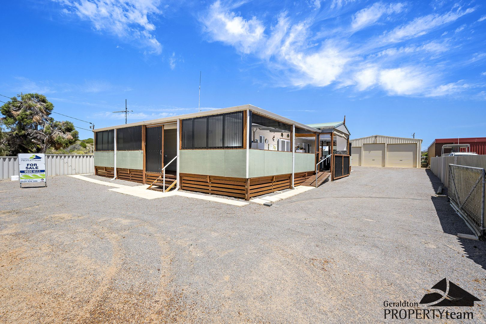 8 Henville Place, Gregory WA 6535, Image 0