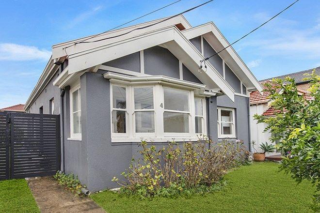 Picture of 4 Sackville Street, MAROUBRA NSW 2035