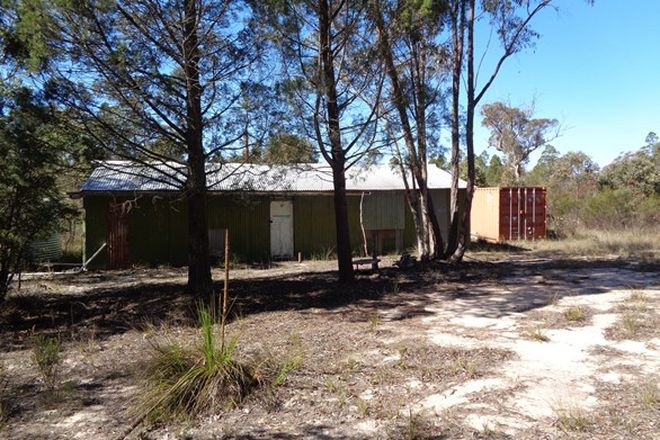 Picture of 298 Donnellys Castle Road, POZIERES QLD 4352