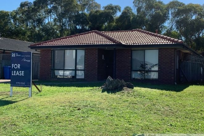 Picture of 8 Meredith Close, NARRE WARREN VIC 3805
