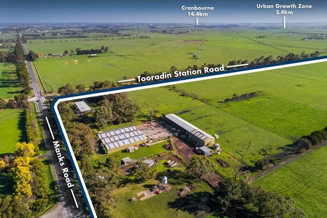 Picture of 665-735 Manks Road, CARDINIA VIC 3978