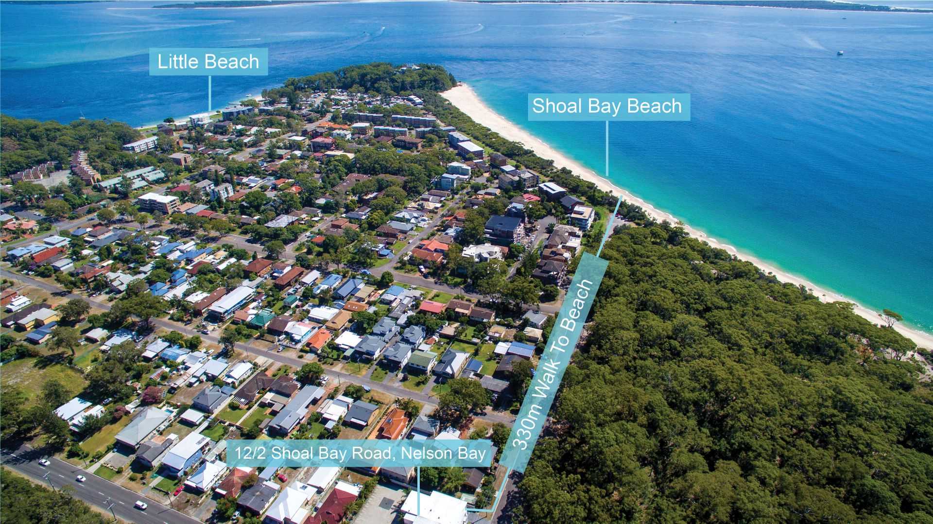 12/2 Shoal Bay Road, Nelson Bay NSW 2315, Image 0