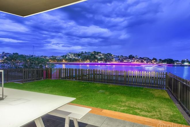 Picture of 2103/47-59 Byron Street, BULIMBA QLD 4171