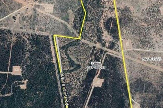 Picture of Lot 1 Wieambilla Road, WIEAMBILLA QLD 4413