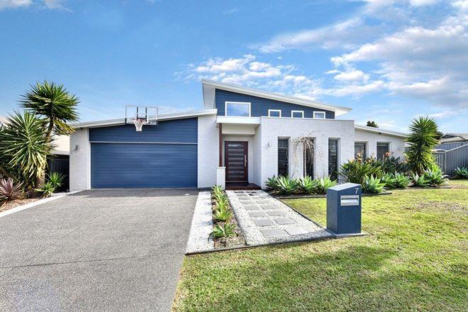 Picture of 7 Wattlebird Avenue, COORANBONG NSW 2265