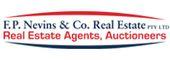 Logo for FP Nevins & Co Real Estate Pty Ltd